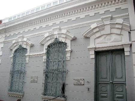 En esta casa se fundó el Colegio de Ingenieros de Venezuela