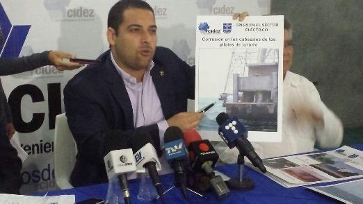 """Zulia solo cuenta con el 50% para funcionamiento del sistema eléctrico"""""""