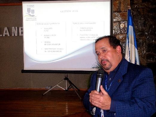 FONPRES-CIV impulsará  proyectos en apoyo a la educación,  cultura, ciencia y tecnología, anunció Ing. Kenic Navarro