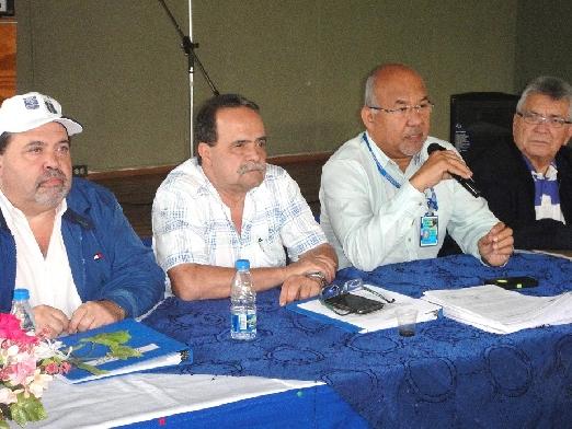 Ing. Enzo Betancourt  presentó presupuesto 2018 a Comisión Delegada de Asamblea Nacional de Representantes del CIV