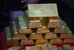 La verdad sobre los lingotes de oro  Sociedad Venezolana de Ingenieros de Minas y Metalúrgicos