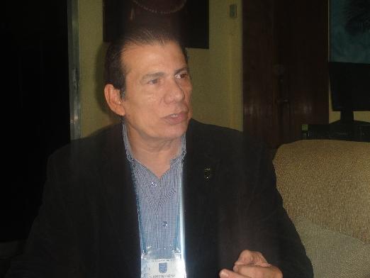 Presidente del CIV Ing. Enzo Betancourt juramentó Comisión de Gestión Integral de Desechos Sólidos que preside el Ing. Alfonso Gutiérrez