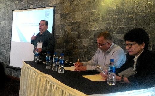 Ing. Kenic Navarro FONPRES-CIV busca consolidación de sus fondos con planes de inversión