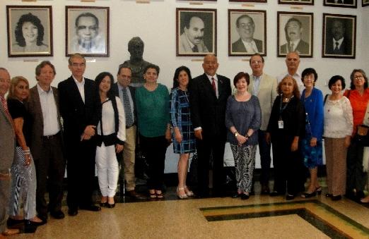Conmemorados los 157 años de la fundación del Colegio de Ingenieros de Venezuela