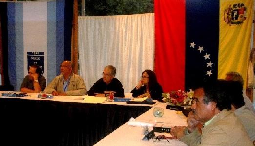 Primera Reunión de JDN del CIV con presidentes de Centros y Seccionales